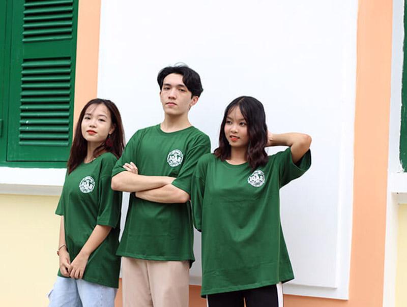 Xưởng in áo lớp quận 7 uy tín